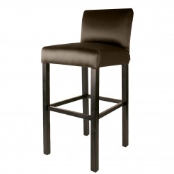 BARCHAIR JOHN WITH CITY VELVET FABRIC