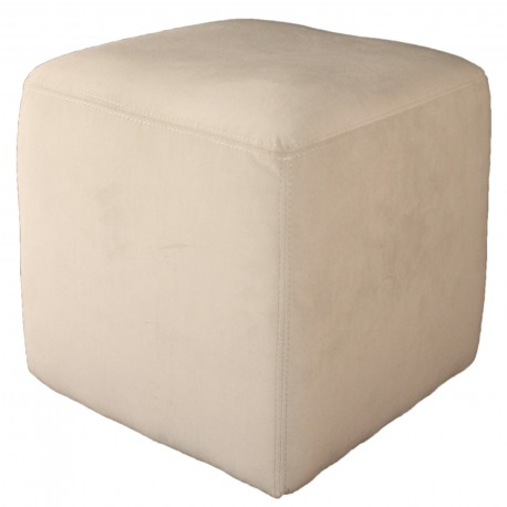 ZIGGY STOOL SQUARE WITH DOLCINA FABRIC