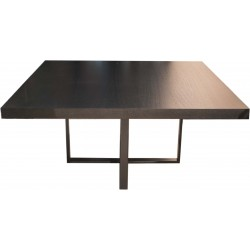 CROSS DINING TABLE SQUARE L