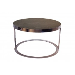MILANO COFFEE/END TABLE - TOP EBONY