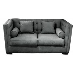 boudoir sleeping couch with largo fabric