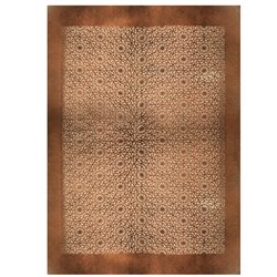 COWHIDE CARPET LAZERED (125x170)