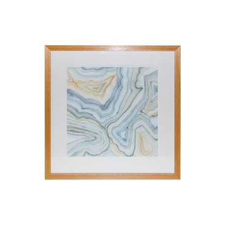 PICTURE FRAME: AGATE ABSTRACT II