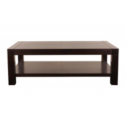 MOLIANO WOODEN COFFEE TABLE & PLATFORM