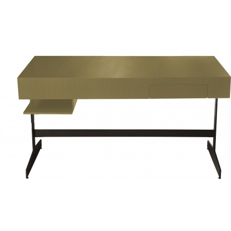 DESK WITH LAYER