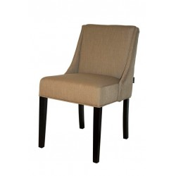GRIMAUD SIDECHAIR WITH BLEND LINNEN FABRIC