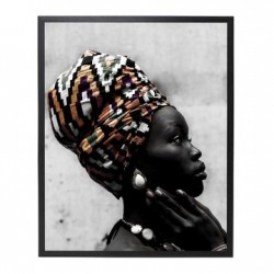 PICTURE FRAME: AFRICAN WOMAN II