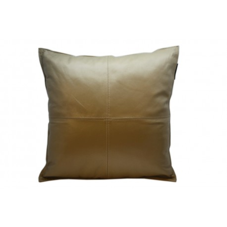 CUSHION METALLIC LAMBSKIN