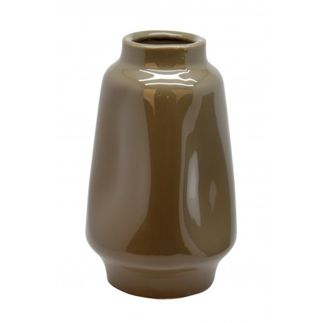VASE CERAMIC GLAZED M