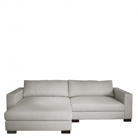 DENVER LEFT CORNER COUCH WITH BARCELONA FABRIC
