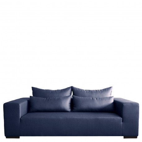 LONDON COUCH WITH BARCELONA FABRIC