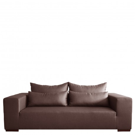 LONDON COUCH WITH PORTO FABRIC